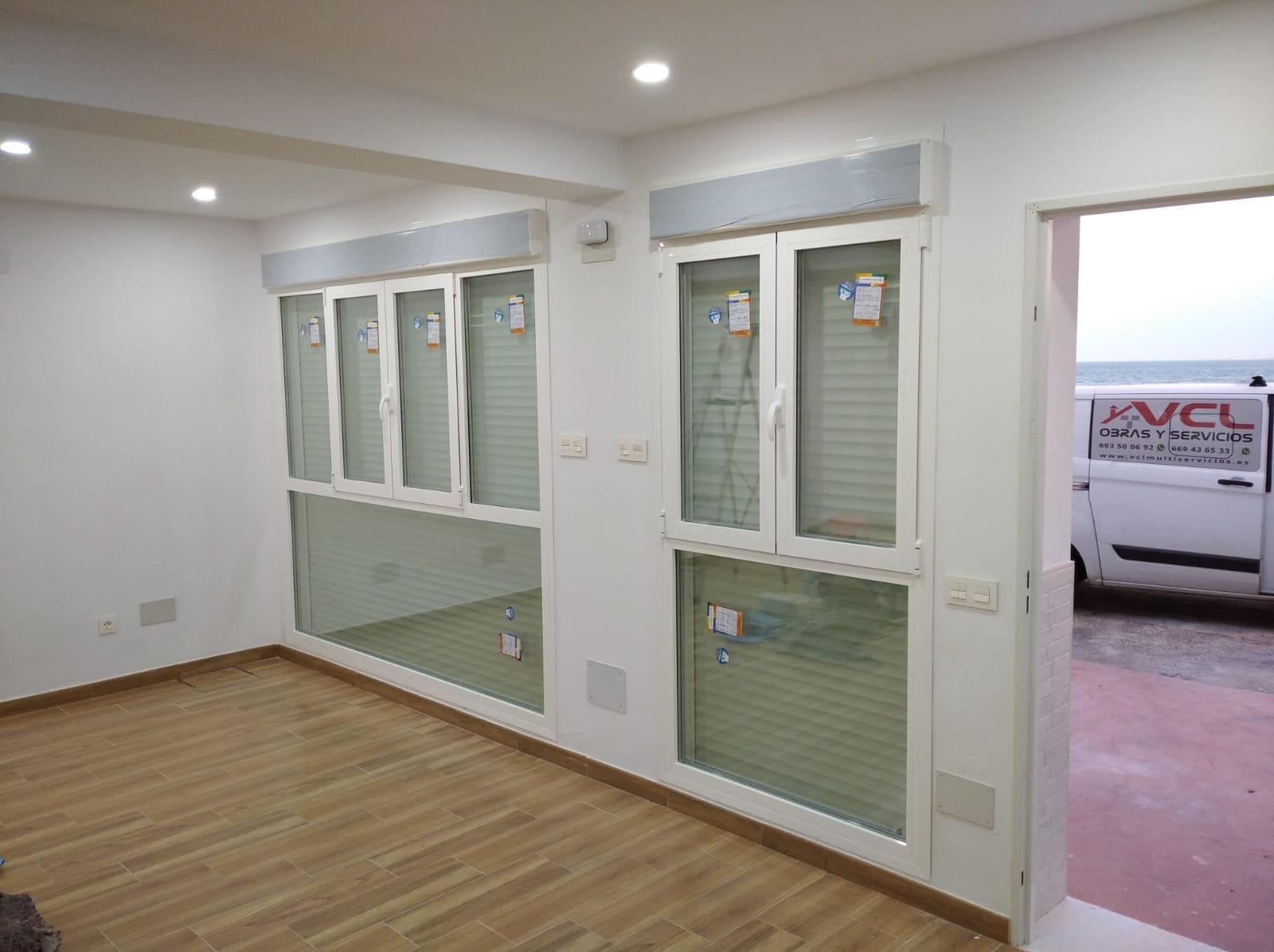 Reforma apartamento – URB EL CANDADO